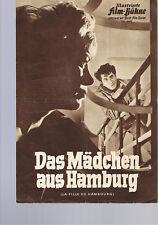IFB Nr. 4499 Das Mädchen aus Hamburg ( Hildegard Knef )
