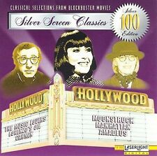 100 Silver Screen Classics, Vol. 8 by Various Artists (CD, May-1995, Laserlight)