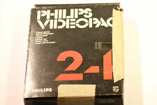 VINTAGE PHILIPS G7000 CONSOLE COMPUTER VIDEOPAC 24 FLIPPER  GAME 1980
