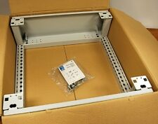 Rittal TS8600.665 Base w/ Removable Panels P/N RAL7035 - NEW