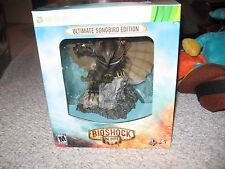 Bioshock Infinite Collector Edition No Game Ultimate Songbird Lithograph