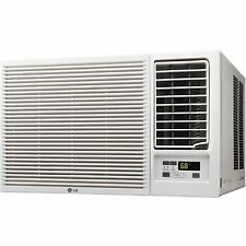 LG LW8015HR 7,500BTU 115 Volt Window Air Conditioner Cooing & Heating & Remote
