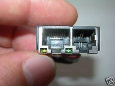 Carte Ethernet RJ45 RJ11 Toshiba Satellite M40 Tecra A4