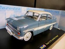 1:18 REVELL FORD 12 M strisce TAUNUS BLU NUOVO NEW