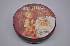 Old Tin Can Container Hershey's Cocoa Hershey's Chocolate Round