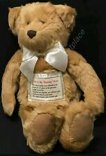 Avon Plush Gift Collection Me And My Mommy Plush Teddy Bear Picture Insert