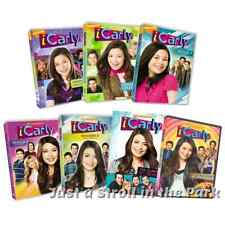 iCarly: Miranda Cosgrove TV Series Complete Seasons 1 2 3 4 Box/DVD Set(s) NEW!