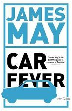 Car Fever, May, James, New Books