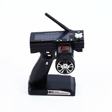 FLYSKY Digital 3CH 2.4GHz Gun Transmitter Receiver RC Remote Cars Boat ✿ FS-GT3B