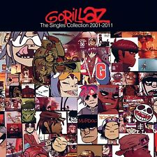 GORILLAZ  THE SINGLES COLLECTION 2001 - 2011      / NEUF  -------  CD