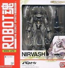 New  Eureka Seven Robot Spirits SIDE LFO Nirvash Ty Zero Limited Bandai PAINTED