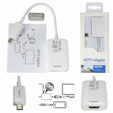 MHL 2.0 to HDMI HDTV Adapter Micro USB Cable for Samsung Galaxy Tab S4/S3&Note 2