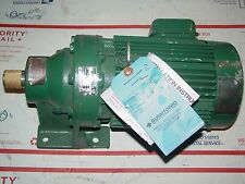 "Sumitomo SM-Cyclo CNHM084097YB11 3/4 hp 3ph  11:1 ratio 1-1/8"" output 159 rpm"
