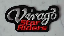 Virago Star Riders PATCH Aufnäher Parche brodé patche toppa 535 1000 1100 V-twin