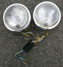 SUZUKI GS 500 GS500 K2 STREETFIGHTER TWIN LEFT RIGHT FRONT HEADLIGHT HEAD LIGHT