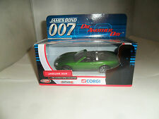 NEW CORGI JAMES BOND 007 JAGUAR XKR TY 07601 DIE ANOTHER DAY BOXED