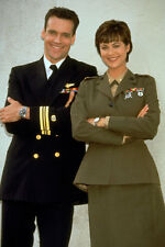 David James Elliott & Catherine Bell (14841) 8x10 Photo