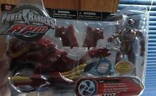 POWER RANGERS RPM MAMMOTH CYCLE MINT IN BOX