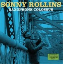 Saxophone Colossus by Sonny Rollins (Vinyl, Apr-2012, Not Now Music)