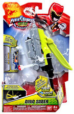 POWER RANGERS DINO CHARGE DINO SABER SABRE WITH CHARGER ... RARE!!!
