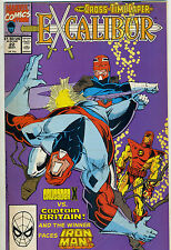 Excalibur #22 (Jun 1990, Marvel)