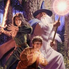 "LOTR Brothers Hildebrandt ""Arwen Joins The Quest""  LE Giclee on Canvas  Signed"