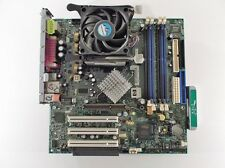 HP 323091-001 305374-001 Socket 478 Motherboard With Intel P4 2.80Ghz Cpu