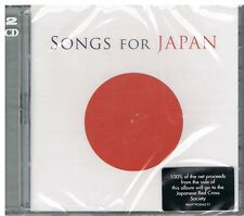 Songs For Japan   2 CDs 2011  Nuevo Precintado