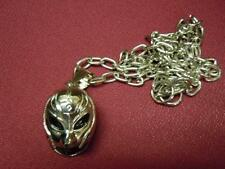 "BRAND NEW WWE WRESTLING REY MYSTERIO 3-D ""MASK"" PENDANT NECKLACE"