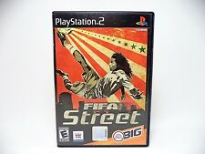 FIFA Street - Complete, No Scratches, Free Shipping! (Sony PlayStation 2, PS2)