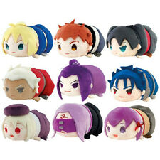 Mochi Mochi Tsum Tsum Fate Stay Night UBW Sealed case of 9 Mascot