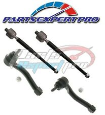 2008-2013 ROGUE TIE ROD END INNER & OUTER SET 2.5LT
