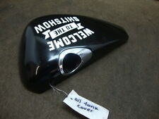 04 2004 HARLEY XL883 XL 883 SPORTSTER OIL TANK SIDE COVER, RIGHT #Z3