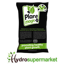 PLANT MAGIC PLUS SUPREME SOIL 50L WITH ORGANIC GROWTH STIMULANT