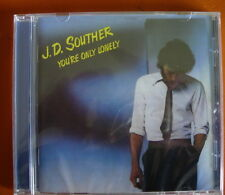J.D. Souther You're Only Lonely CD NEW SEALED 2011