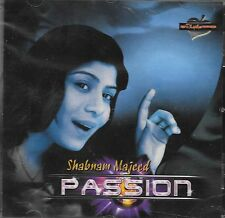SHABNAM MAJEED - PASSION - NEW SOUNDTRACK CD SONGS - FREE UK POST