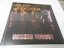 Alice Cooper - Brutal planet Vinyl Back on Black 180gr. NEU OVP 803341343580
