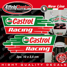 Kit Adesivi/Sticker CASTROL Moto Gp SBK Honda cbr 600 1000 VTR SP1 TOP QUALITY !