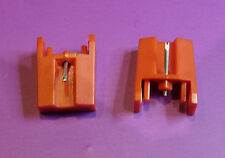 Pair (2) Sanyo ST-09 ST09D Sony PSJ20 PSLX56P PSLX46P stylus turntable part