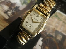 1958 ish    BULOVA.....* CLAMSHELL *  MEN`S  WATCH......STUNNING ......SERVICED