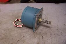 SUPERIOR SS50 SLO-SYN SYNCHRONOUS MOTOR 120 VAC 1 PHASE 72 RPM .3 AMPS