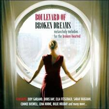 Boulevard of Broken Dreams Melancholy Melodies For the Broken-Hearted Various