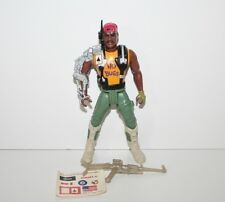 SGT APONE Space Marine action figure ALIENS Kenner 1992