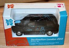 CORGI Black Cab'Taxi  London 2012  Boxing new boxed