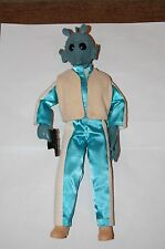 "Greedo 12"" Figure-Loose Complete-Star Wars-Modern"