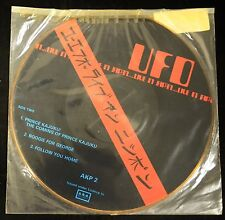 PICTURE DISC UFO AKA 2 Live In Japan