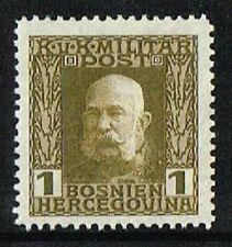 Österreich BOSNIEN-HERZEGOWINA Kat.Nr. 64 - 1 Heller postfrisch