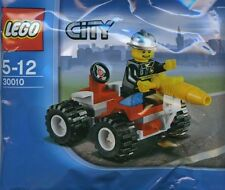 LEGO City Town 30010 Fire Chief NEW MISB