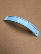 Blue Retro Plastic Cupboard Handles 50's 60's - New Old Stock - Unused.