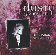 DUSTY SPRINGFIELD reputation and rarities PET SHOP BOYS CD